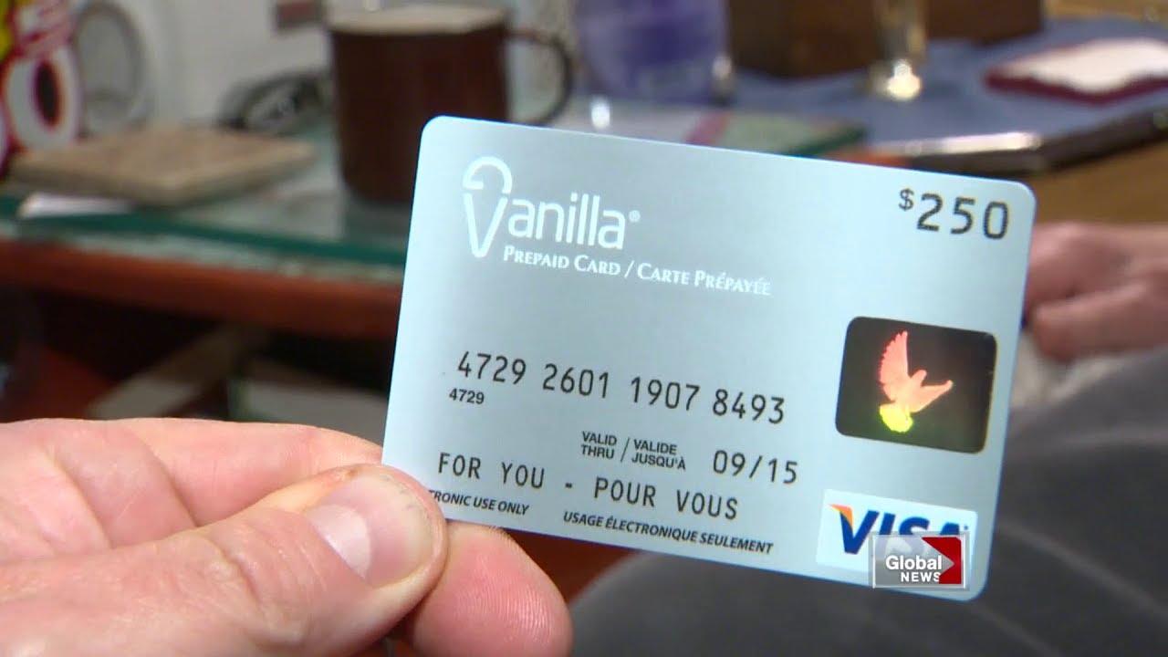 Vanilla Visa Gift Cards